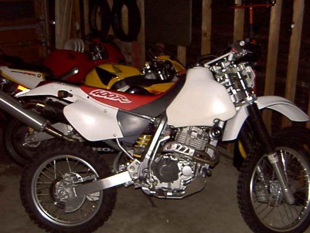 1997 Honda XR400